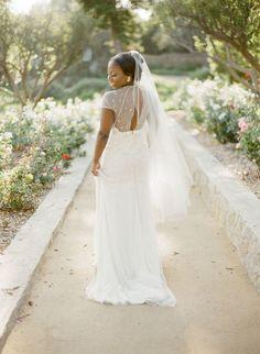 Tendance Robe De Mariée 2017/ 2018 : Illusion back slit wedding dress: www.stylemepretty... | Photography: KT Merry -...   https://flashmode.be/tendance-robe-de-mariee-2017-2018-illusion-back-slit-wedding-dress-www-stylemepretty-photography-kt-merry/  #RobeMariage