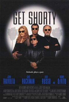 Get Shorty Movie Poster (1995)