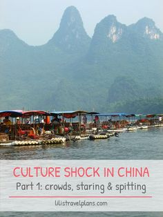 Survival guide: culture shock in China, part 1: the crowds, the staring and the spitting