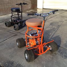 Bar Stool Go Kart For Sale - When you pick bar seating, another huge benefit that takes place is you'll have the ability t Motorcycle Camping, Camping Gear, Velo Shop, Go Kart Frame, Homemade Go Kart, Go Kart Plans, Biggest Chicken, Diy Go Kart, Drift Trike