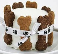 Dog Birthday Party!!!! Birthday Party for a Dog!!!  Birthday cake and 2 (two) Dog Treats! on Etsy, $38.00