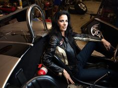 Michele Shapiro Race Car Driver - Changing Careers - Changing Jobs