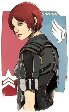 Femshep. (Gorgeous picture)