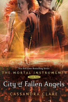 City of Fallen Angels - Cassandra Clare (The Mortal Instruments #4) *Art by Cliff Nielsen*