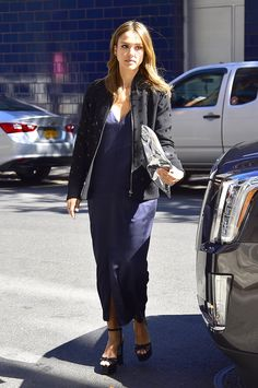 Consider This Your Guide to Jessica Alba's Fierce 2016 Street Style