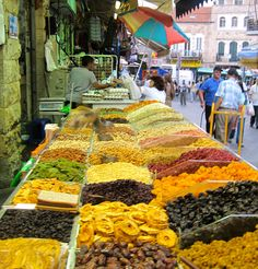 24 Hours in Jerusalem: A CULINARY FOOD TOUR See More…