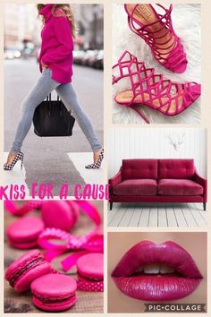 Kiss for a cause visit https://www.facebook.com/groups/580291542176859/