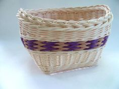 Squared Off - Learn from Flo Hoppe at the 2014 Stowe Basketry Festival!