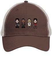 IV BROWN/KHAKI TRUCKER CAP