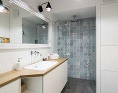 Łazienka styl Skandynawski - zdjęcie od EG projekt