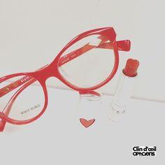Nous vous souhaitons de beaux moments avec l'élu de votre cœur en ce week-end de Saint Valentin ❤️ #clindoeil #clindoeilopticiens #nancy #igersnancy #lorraine #stvalentin #loveisallaround #love #amour