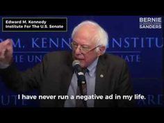Senator Bernie Sanders On Donald Trump - YouTube