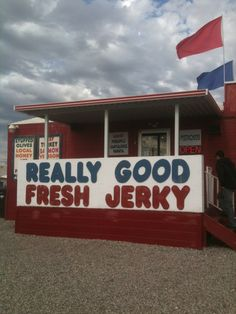 Daniels Really Good Fresh Jerky in Parker, AZ