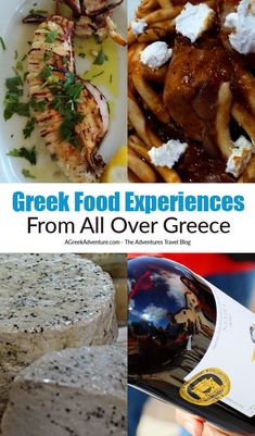 "Greek Food is really famous in various forms all over the world. Either you know it as ""Mediterranean Diet"" or ""Cretan Diet"" or under any other name still remains the same mouth-watering concept."