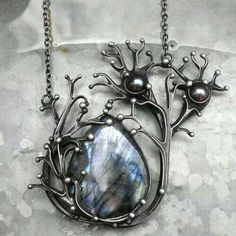 Cool necklace.