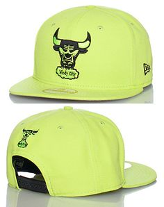 NEW ERA Chicago Bulls basketball snapback cap Embroidered team logo on front  Adjustable strap on bac. 9e708198c00