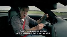 In ANY circle, 622 horsepower is known as a lot!