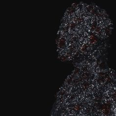 Dark Meat.  #digitalart #3dart #C4D #meat #mudbox #texture #cinema4d by johnbranham_art