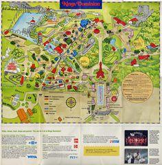 Kings Dominion - 1992