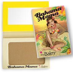 Poudre bronzante Bahama mama The Balm.