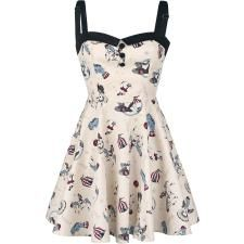 Circus Mini Dress