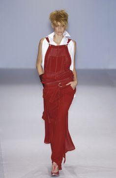Jean Paul Gaultier at Paris Spring 2004