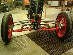 Картинки по запросу reverse trike suspension