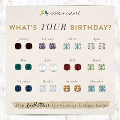 Win free pair of earrings when you place an order of 100 or more !!