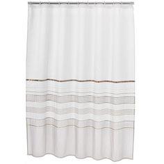 Home Classics Shimmer Shower Curtain kohls