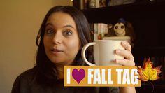 Há vídeo novo: I ❤ Fall TAG | yoursecretgirl.com