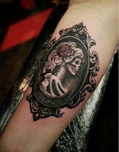 Tatuagem de Camafeu