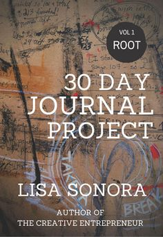 Get the book > ROOT: 30 Day Journal Project https://leanpub.com/root-30day-journal-project