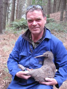 Hughesy, named after Australian cricketer Phil Hughes, with game keeper Jeff Willis. Fallow Deer, S Icon, Guinea Fowl, Safe Haven, Predator, Color Mixing, September, Wildlife, Game