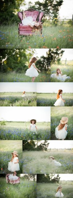 Houston Bluebonnet Child Photographer