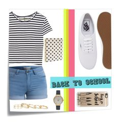 """Perfectly Basic for Back to School"" by lexi02-1 ❤ liked on Polyvore"