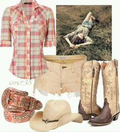 country outfit