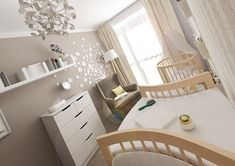 Kids Room, New Homes, Vanity, Baby, Furniture, Ideas, Design, Home Decor, Dressing Tables