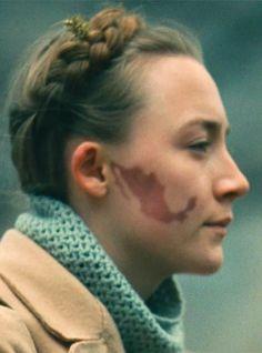 The Grand Budapest Hotel - Saoirse Ronan as Agatha: Critique Cinema, 7 Arts, Grande Hotel, Wes Anderson Movies, Grand Budapest Hotel, Portrait Photography, Cinematic Photography, Movie Tv, Milan