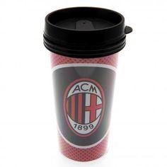 Milan Travel, Ac Milan, Travel Mug, Plastic, Mugs, Tableware, Sport, Amp, Check