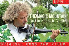"""The Magic Mountain"" new video by GuiGo"