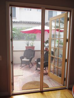Screen For French Door One Side Bolt Amp Mushroom Stop