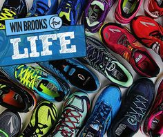 I just entered to win Brooks running shoes for life from RunningShoes.com. Have you? #brooksforlife