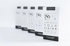Conlori Contact Lenses Packaging Design on Behance