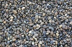 Gewaschener Sand/Kies / Rundkiesel 2/8 mm