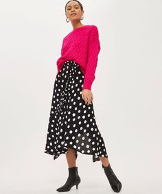 Going Dotty: 5 Ways To Wear This Season's Most Popular Print #refinery29uk