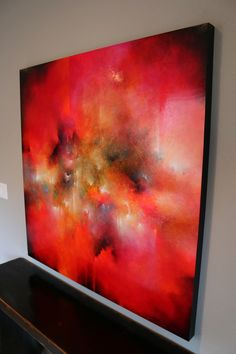 Colorful Painting Series Santa Fe Large abstract contemporaryTexas Dallas Houston Austin California New York Art - Cody Hooper Art Colorful Paintings, Art Paintings, Modern Art, Contemporary Art, Abstract Photography, Levitation Photography, Experimental Photography, Exposure Photography, Water Photography