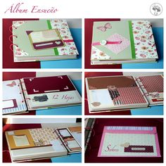 Álbum Ensueño  Sobres/esquineros Envelopes