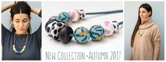 New Autumn-Winter 2017 collection from a brand new shop Sunlight Garden is here for you! Polymer Clay Necklace, New Shop, Winter 2017, Modern Jewelry, Sunlight, Washer Necklace, Necklaces, Autumn, Group