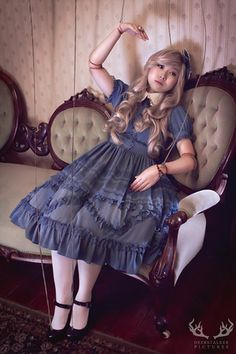 egl: Classical Doll Photoshoot