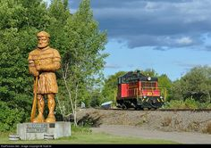 RailPictures.Net Photo: CTRR #31 Cloquet Terminal Railroad EMD SW1 at Cloquet, Minnesota by Todd M.
